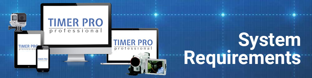 Timer Pro System Requirements