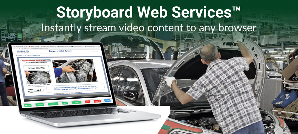 Storyboard Web Services